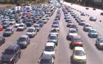 Près de 20 km de bouchons sur l'A13 ce dimanche matin en direction de la Normandie