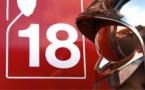 Yvelines. Perte le contrôle sur la D202 : le motard souffre d'un traumatisme crânien