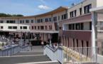 Yvelines : une croix gammée peinte sur la grille d'un collège aux Essarts-le-Roi