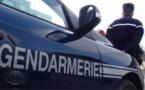 Pacy-sur-Eure : une Audi TT volée dans les Yvelines retrouvée carbonisée dans un bois