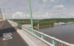 Accident ou suicide ? Une femme tombe du pont de Brotonne et se noie