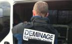 Périmètre de sécurité près de l'hôtel de ville de Versailles : la valise suspecte était vide