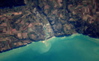 Le clin d'oeil de Thomas Pesquet, l'astronaute normand, à sa ville de Dieppe