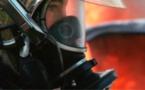 Incendie à Neuf-Marché : une personne légèrement incommodée par les fumées