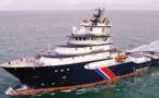 Début d'incendie à bord d'un navire américain ce matin au large de Cherbourg : pas de blessé
