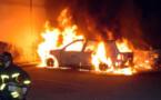 Yvelines : quatre véhicules détruits par le feu cette nuit à Élancourt et à Conflans-Sainte-Honorine