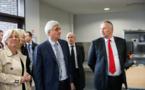 Rouen : la Région Normandie s'engage à construire une salle polyvalente pour le lycée Pierre Corneille