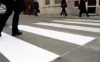 Le Chesnay : percutée par une voiture sur un passage protégé, la jeune femme est projetée sur 8 m