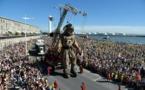 Plus de 300 000 spectateurs dans les rues du Havre pour admirer les géants de Royal de Luxe