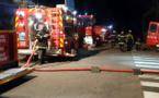 Yvelines : les incendiaires présumés d'un parking souterrain à Versailles interpellés