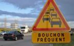 Samedi noir : 610 km de bouchons à midi sur la route des vacances