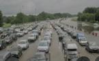 Chassé-croisé : trafic chargé sur l'A13 et l'A29 vers la Normandie