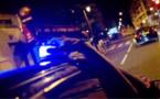 Triel-sur-Seine : la police prête main forte à la gendarmerie pour intercepter une voiture volée