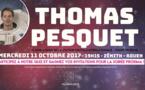 Gagnez vos places  pour rencontrer  Thomas Pesquet  le 11 octobre au Zenith de Rouen