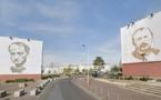 La cité de la Noé à Chanteloup-les-Vignes est régulièrement le théâtre de violences urbaines - Illustration @ Google Maps
