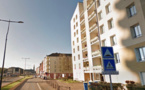 Le jeune homme a chuté du deuxième étage d'un immeuble rue Paul-Painlevé - Illustration @ Google Maps