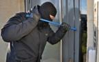 Les cambrioleurs ont tenté de forcer la porte de la cave - Illustration @Pixabay