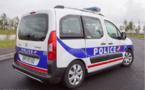 Les policiers, venus constater l'installation illégale des gens du voyage, ont été accueillis froidement - Illustration