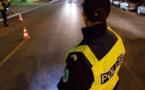 L'automobiliste a refusé de s'arrêter au contrôle de la police, rue d'Artois - illustration