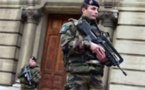 La femme a été interpellée par des soldats de l'opération Sentinelle (Vigipirate) - illustration @ préfecture de l'Eure