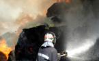 Eure : deux personnes âgées intoxiquées par les fumées dans un incendie aux Damps