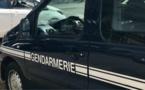 Les gendarmes sont intervenus pour sécuriser les lieux de l'accident - Illustration © infoNormandie