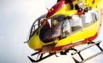 L'hélicoptère de la sécurité civile a été engagé par le Cross - illustration