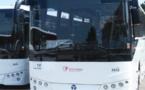 Malmené, le chauffeur de bus n'a pas exercé son droit de retrait - illustration