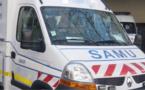 La victime a été transportée à l'hôpital avec un pronostic vital engagé - illustration