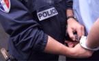 Les suspects ont été arrêtés en flagrant délit - Illustration