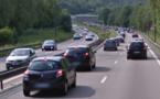 A150 : bouchon de 3,5 km avant d'arriver à Rouen