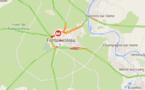 #InfoRoute. La N6 coupée à Fontainebleau (Seine-et-Marne) suite à un accident