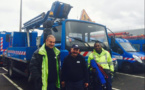 Tempête. Des équipes ERDF du Val-d'Oise et des Yvelines en renfort en Normandie