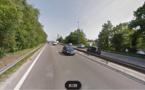 Une moto à contresens sur l'A150 entre Barentin et Rouen