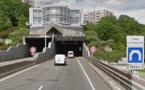 Le tunnel de la Grand-Mare à Rouen fermé cette nuit