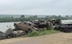 Eure. Dix des quinze véhicules remontés à la surface de la Seine sont signalés volés