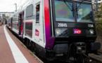 Acte de malveillance à la gare de Viroflay : le RER percute des blocs de béton posés sur les voies