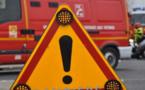 Chanteloup-les-Vignes : le passager d'un scooter blessé grièvement dans un accident