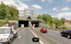 Rouen : le tunnel de la Grand'Mare sera fermé toutes les nuits du 4 au 13 juillet