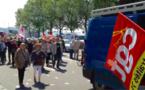 4 000 opposants à la loi Travail ont défilé ce matin dans les rues de Rouen et du Havre