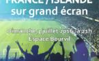 Euro 2016 : France - Islande retransmis en direct sur écran géant à Caudebec-lès-Elbeuf