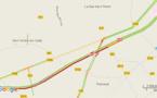 Accident d'un poids lourd de matières dangereuses : l'A28 déviée en Seine-Maritime