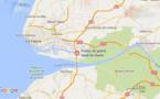 Le Havre : accident entre deux poids-lourds, le Grand canal fermé dans les deux sens