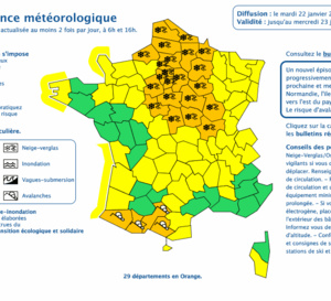Document © Météo France