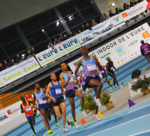 Des pointures de l'athlétisme sont attendus vendredi à Val-de-Reuil - illustration @ CD27