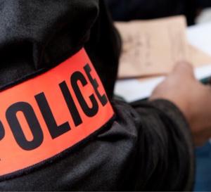 Des investigations de police technique ont été réalisées sur les lieux du vol - Illustration