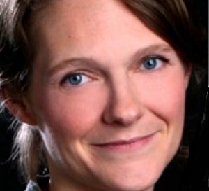 Claire Nouvian, co-fondatrice de Place Publique - Photo © DR
