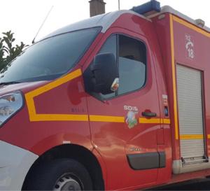 Trois blessés ont été transportés à l'hôpital des Feugrais (Elbeuf), deux autres au centre hospitalier de Vernon - Illustration © infonormandie