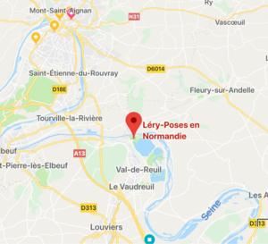 Eure : un enfant de 8 ans sauvé de la noyade sur la base de Léry-Poses