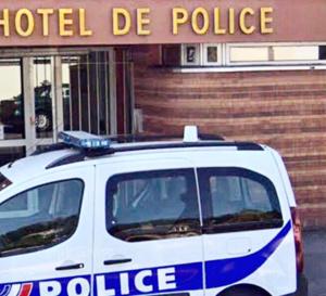 Évreux : il fumait un joint sur le parking du cimetière dans une voiture volée